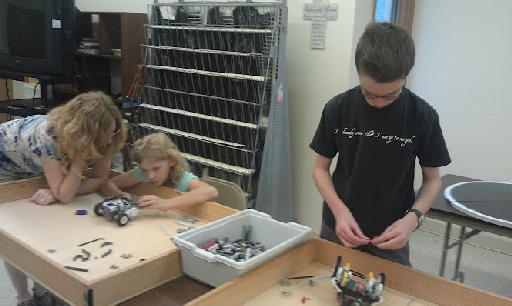 Build those bots!